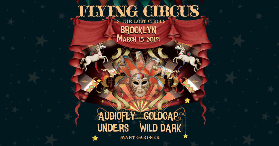 Flying Circus Events - AUDIOFLY MUSIC